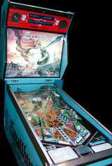 Excalibur [Model 715] the Coin-op Pinball