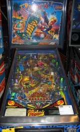 Radical! the  Pinball