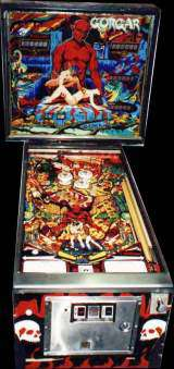 Gorgar the Pinball