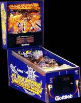 Gladiators [Model 737] the Coin-op Pinball