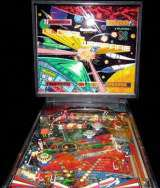 Global Warfare [Model 240] the Coin-op Pinball