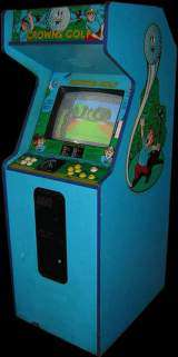 Crowns Golf the Arcade Video Game