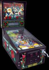 Guns N' Roses [Model 500-5529-01] the Coin-op Pinball