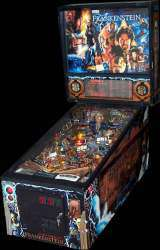 Mary Shelley's Frankenstein the  Pinball