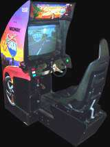 Cruis'n USA the  Arcade Video Game