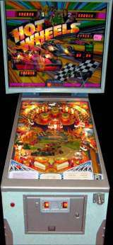 Hot Wheels Pinball