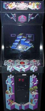 Crystal Castles the Arcade Video Game
