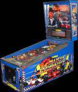 Mario Andretti [Model 747] the  Pinball