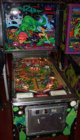 Pinball Lizard [Model 210] the Coin-op Pinball