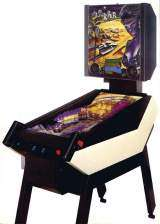 Dakar the  Pinball