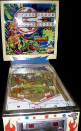 Dragon [Model 419] the Coin-op Pinball