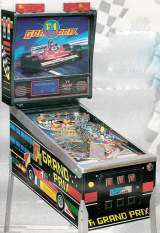 F1 Grand Prix the Coin-op Pinball