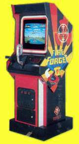 Fire & Forget II the Arcade Video Game