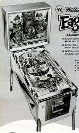 Eager Beaver the  Pinball