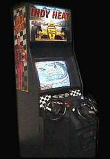 Danny Sullivan's Indy Heat the  Arcade Video Game