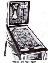 Magic City the  Pinball