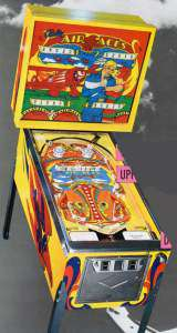 Air Aces [Model 1021] the Coin-op Pinball