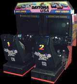 Daytona USA the Arcade Video Game