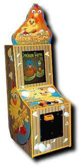 Chicken Farm the Arcade Video Game