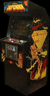 Defender the Arcade Video game