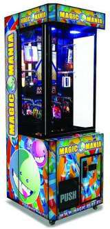 Magic Mania the  Redemption Game