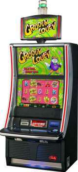 Groovy Louey the  Slot Machine