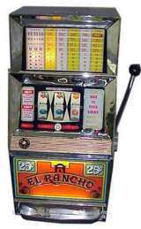 El Rancho [Model 809] the Slot Machine