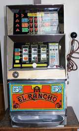 El Rancho [Model 831] the  Slot Machine