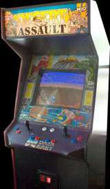 Desert Assault Arcade Video Game