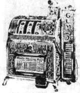 The Operator Bell Deluxe the  Slot Machine