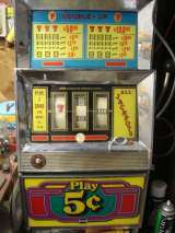Double Up [Model 808-B] the  Slot Machine