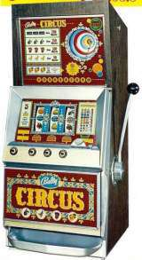 Circus [Model 931] the Slot Machine