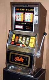 Add-A-Line [Model 932-2] the Slot Machine