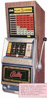 Jackpots Galore [Model 945] the  Slot Machine
