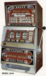 Gold Rush [Model 1044] the  Slot Machine