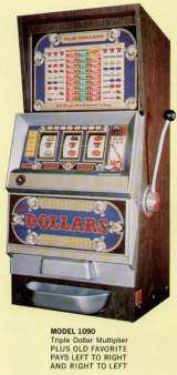 Dollars [Model 1090] the  Slot Machine