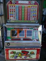 Dollars [Model 1096] the  Slot Machine