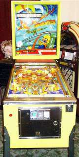 Aerobatics the  Pinball