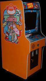 Donkey Kong Junior [Model DJR1-UP] the Arcade Video Game