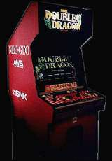 Double Dragon [Model NGM-082] the  SNK Neo-Geo MVS Cart.