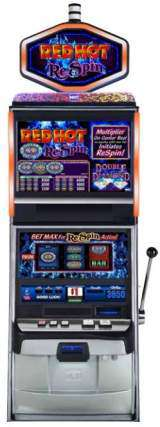 Red Hot Respin - Double Diamond the  Slot Machine