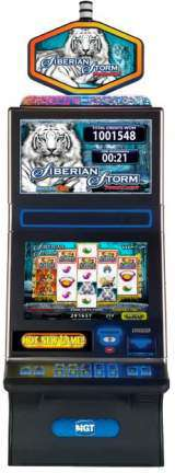 Siberian Storm Tournament the  Slot Machine