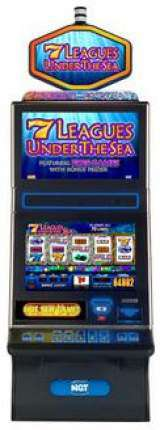 7 Leagues Under the Sea the Slot Machine