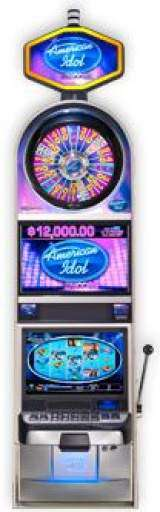 American Idol - Encore the  Slot Machine