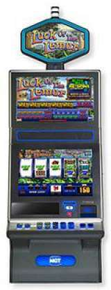 Luck of the Lemur the Slot Machine