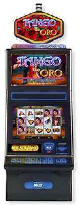 Tango de Oro the  Slot Machine