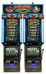 Paradise Garden - Tropical Flower Progressives the  Slot Machine