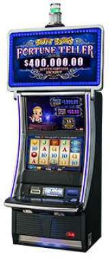 Betty Boop's Fortune Teller the Slot Machine