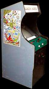 Dragon Breed Arcade Video Game