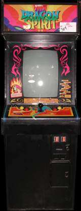Dragon Spirit the Arcade Video Game